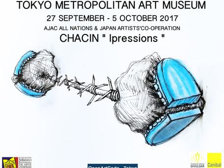 TOKYO METROPOLITAN ART MUSEUM 27SEPTEMBER - 5 OCTOBER 2017, TOKYO -JAPAN