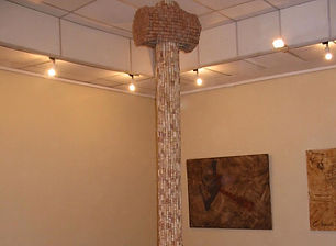 Carlos Chacin Art, Broken Glass