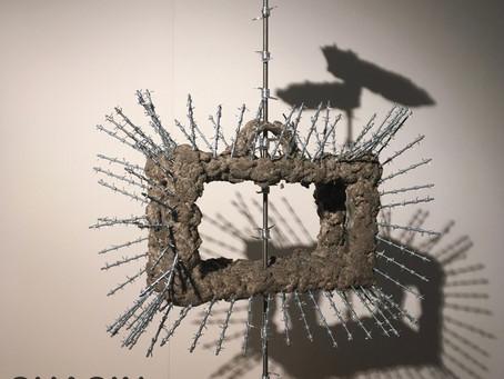CHACIN exhibit on the @openartcode - Florence /Salone Di Donatello - Basílica Di San Lorenzo, Flore