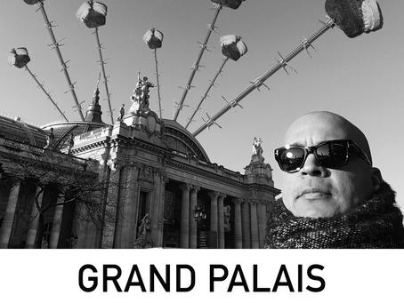 """CHACIN expose """" Empreintes """" du 15 au 19 février 2017 au Grand Palais - Paris. Art Capital"""