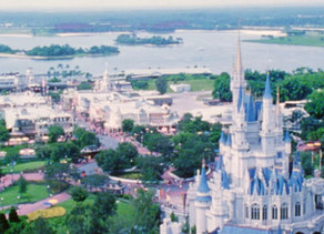 #DisneyMagicMoments: Go Behind the Magic and Back into the History of Walt Disney World Resort