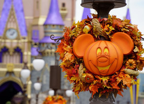 The Fall Season at Walt Disney World