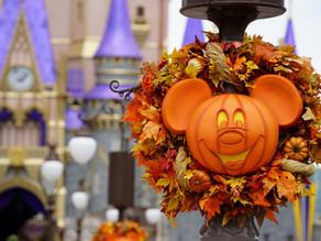 The Fall Season at Walt Disney World