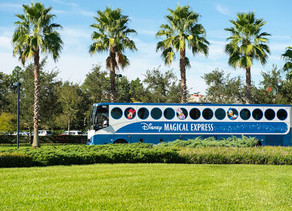 Update to Disney's Magical Express Service at Walt Disney World Resort