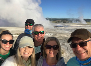Montana & Wyoming:  My Family's Summer 2020 Visit