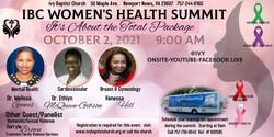 eventbrite womens health summit