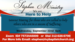 Stephens Ministry Call (2)