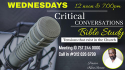 Controverisal Conversation