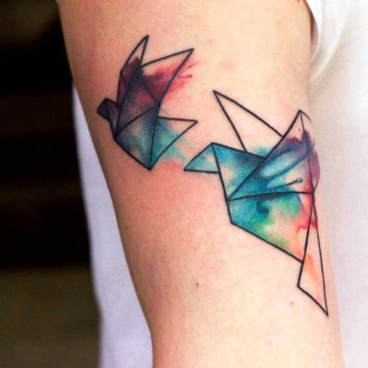 45 Tatuagens Para Se Inspirar