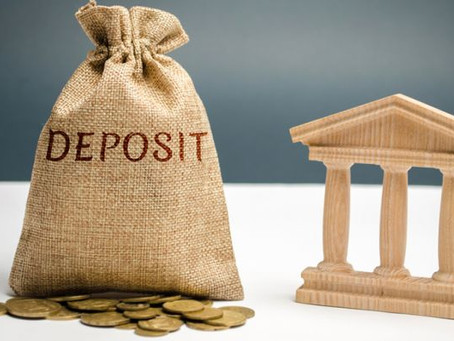 Modified Deposit Fees to the Rescue