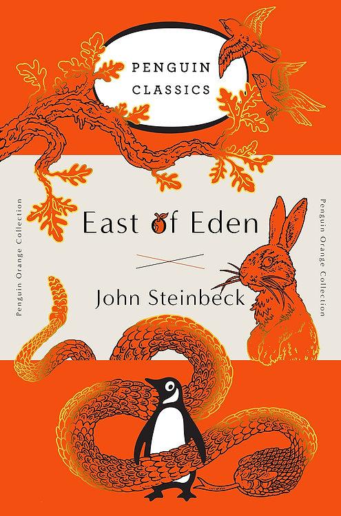 [Audio+Ebook] East of Eden