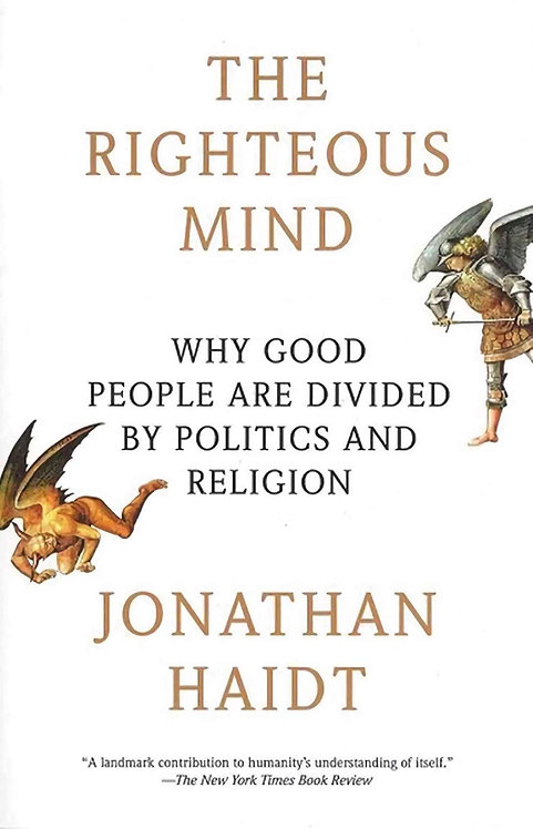 [Audio+Ebook] The Righteous Mind