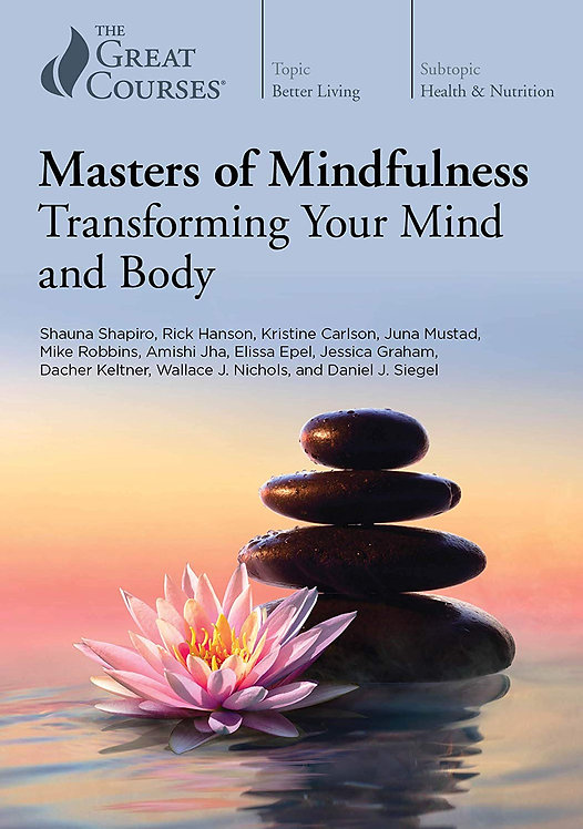 [KH Video + Sub] Masters of Mindfulness - Transforming Your Mind and Body