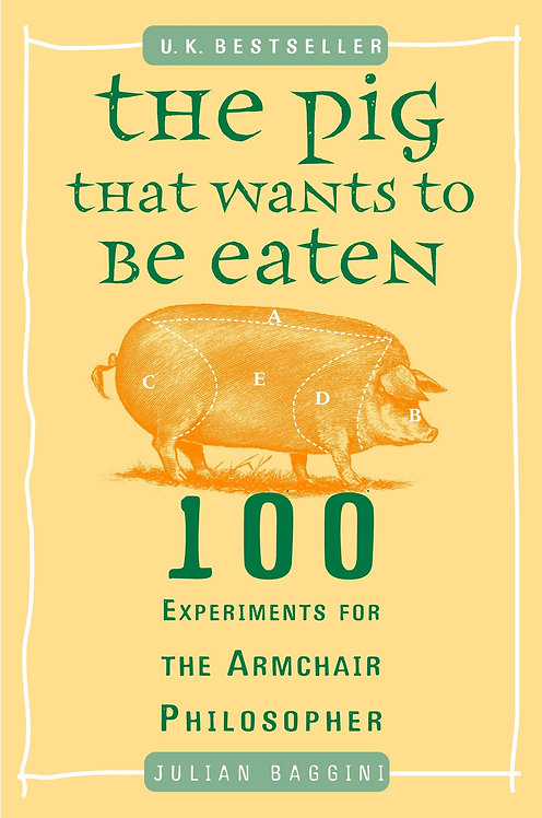 [Audio+Ebook] The Pig that Wants to be Eaten