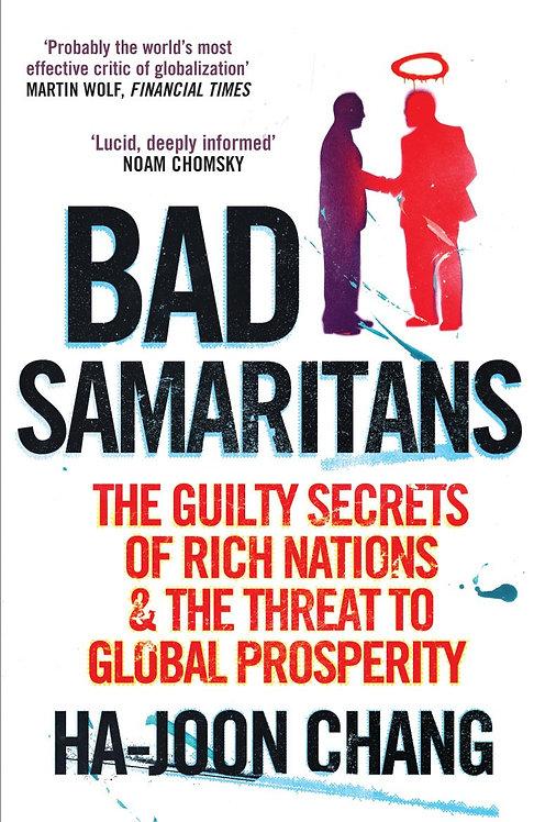 [Audio+Ebook] Bad Samaritans