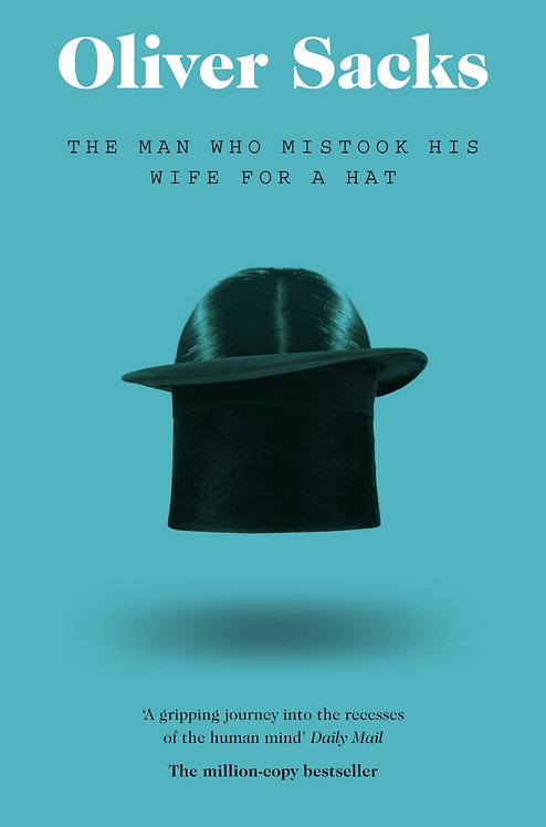[Audio+Ebook] The Man Who Mistook His Wife for a Hat