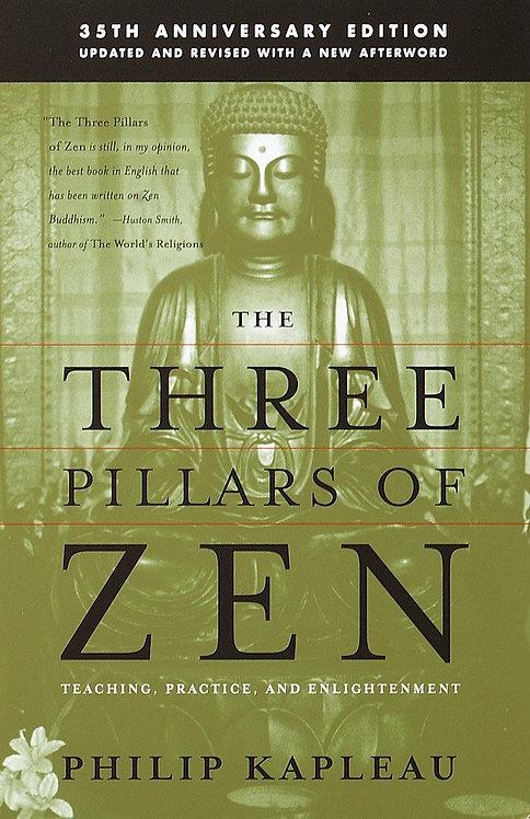 [Audio+Ebook] The Three Pillars of Zen