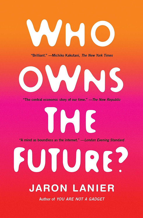 [Audio+Ebook] Who Owns the Future