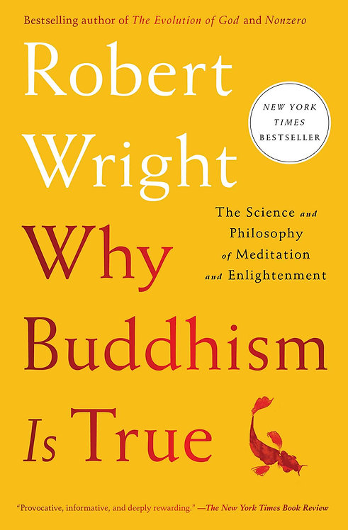 [Audio+Ebook] Why Buddhism is True