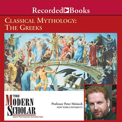 [KH Audio] Classical Mythology: The Greeks