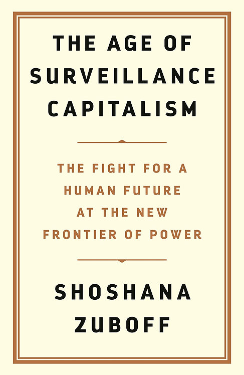 [Ebook] The Age of Surveillance Capitalism