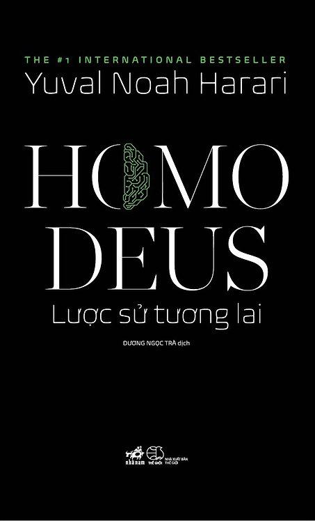 [Audio+Ebook] Homo Deus: A Brief History of Tomorrow
