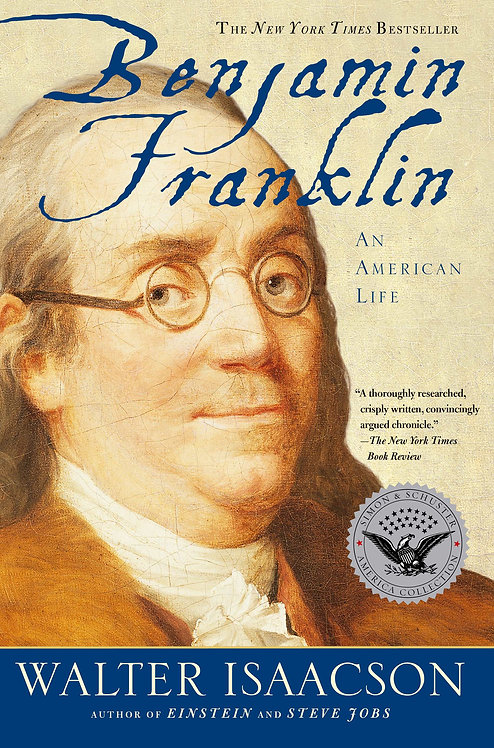 [Audio+Ebook] Benjamin Franklin: An American Life