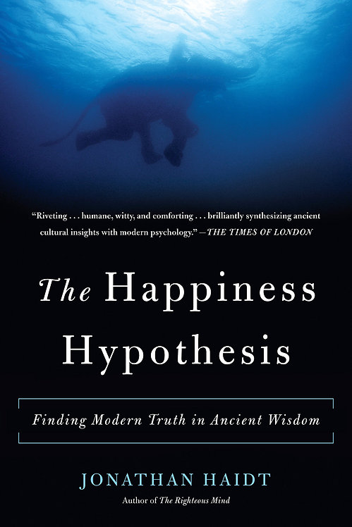 [Audio+Ebook] The Happiness Hypothesis