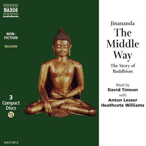 [Audiobooks] The Middle Way