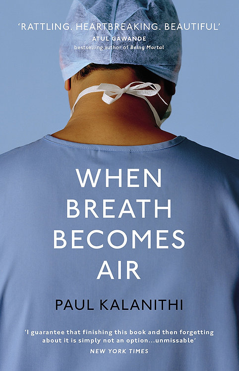 [Audio+Ebook] When Breath Becomes Air
