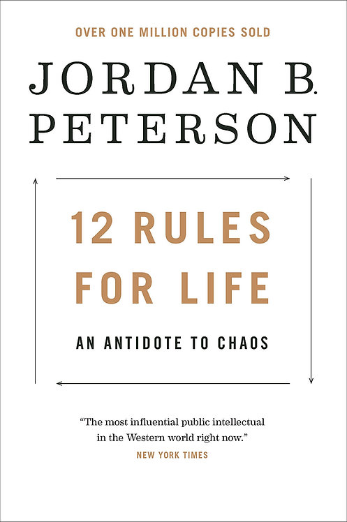 [Audio+Ebook] 12 Rules for Life: An Antidote to Chaos