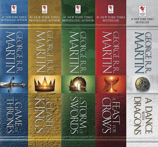 [Audio+Ebook] [Tuyển Tập] A Game of Thrones
