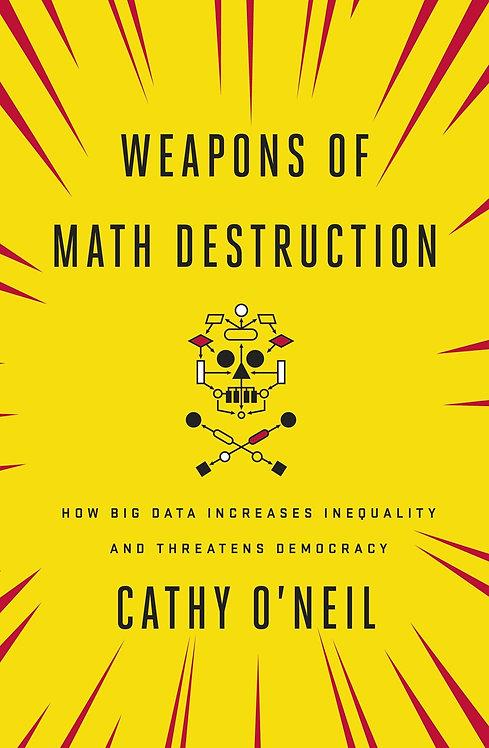 [Audio+Ebook] Weapons of Math Destruction