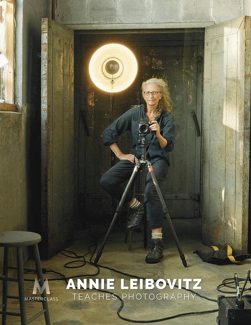 [KH Video + Sub] Annie Leibovitz Teaches Photography
