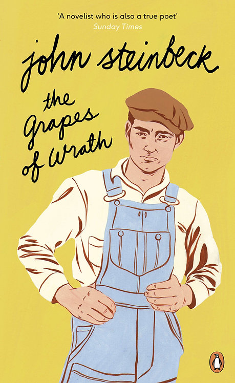 [Audio+Ebook] Grapes of Wrath
