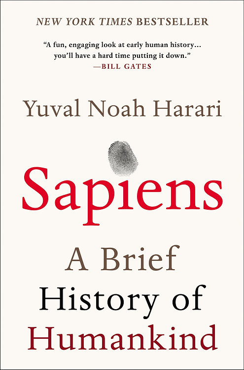 [Audio+Ebook] Sapiens: A Brief History of Humankind