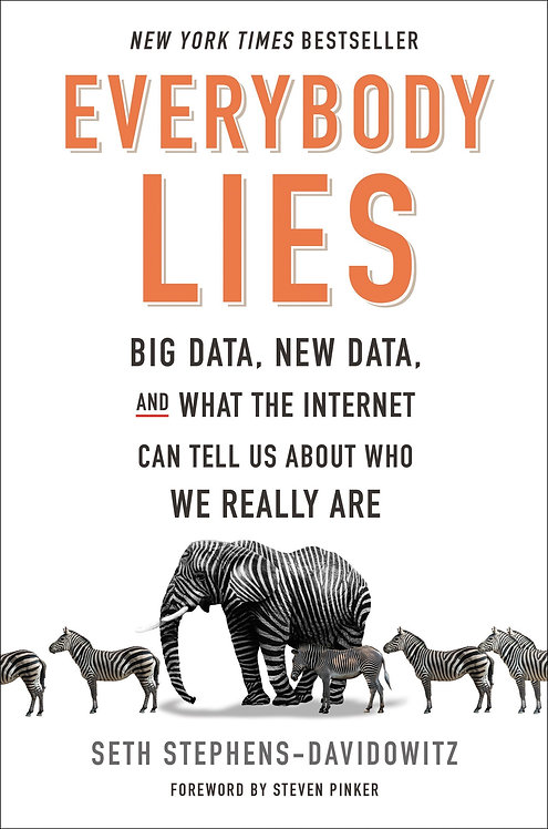 [Audio+Ebook] Everybody Lies
