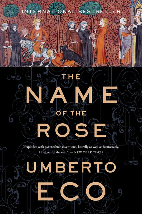 [Audio+Ebook] The Name of the Rose