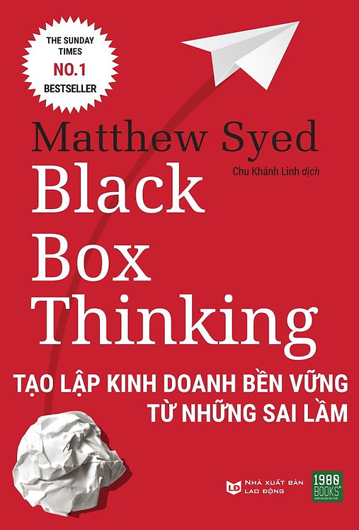 [Audio+Ebook] Black Box Thinking