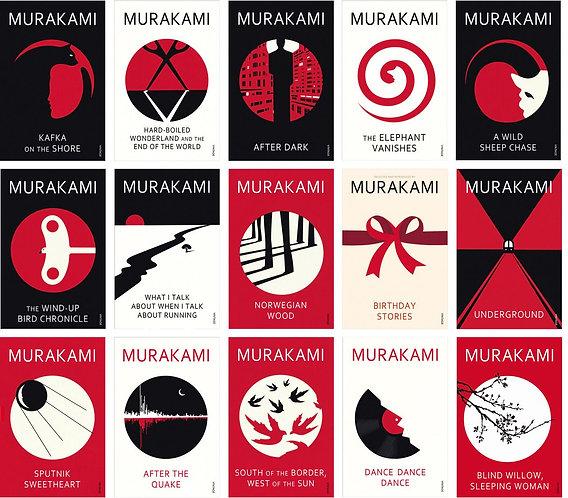 [Audio+Ebook] [Collection] Haruki Murakami