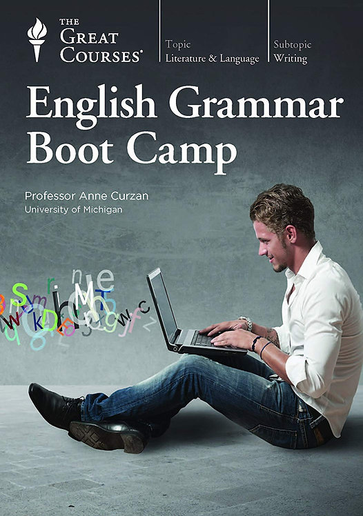 [KH Video + Sub] English Grammar Boot Camp