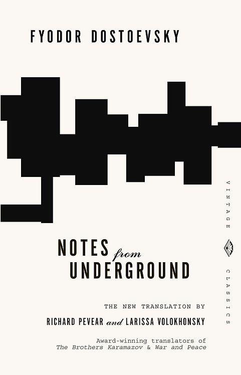 [Audio+Ebook] Notes from the Underground