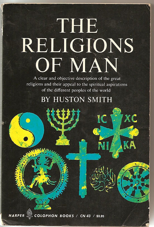 [Audio+Ebook] The Religions of Man/The World's Religions