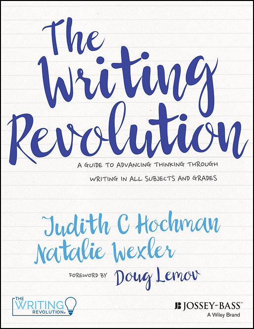 [Audio+Ebook] The Writing Revolution