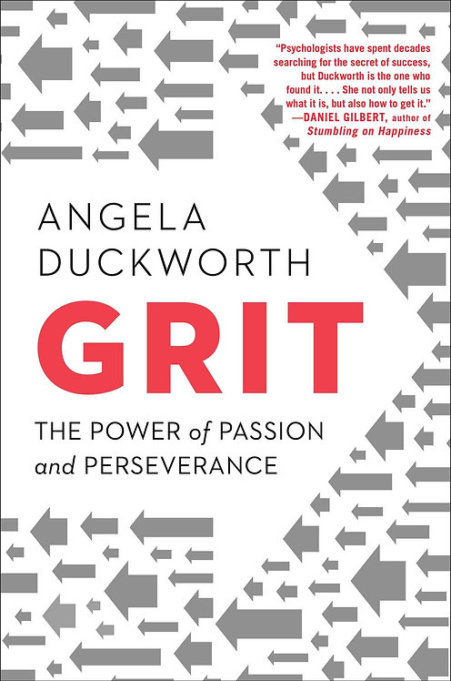 [Audio+Ebook] Grit: The Power of Passion and Perseverance
