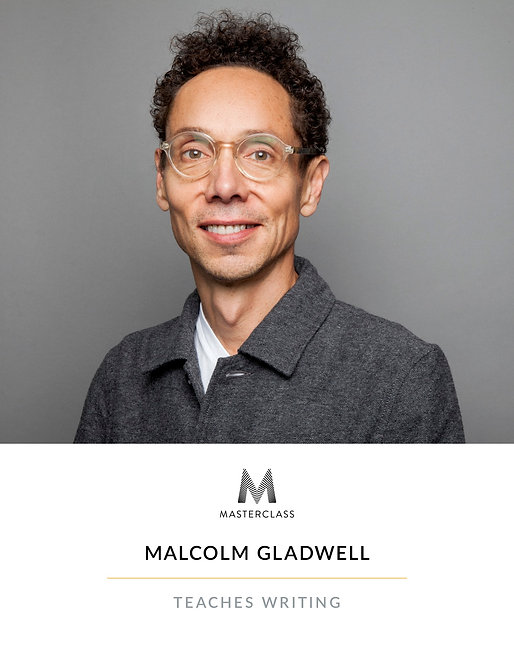 [KH Video] Malcolm Gladwell Teachs Writing