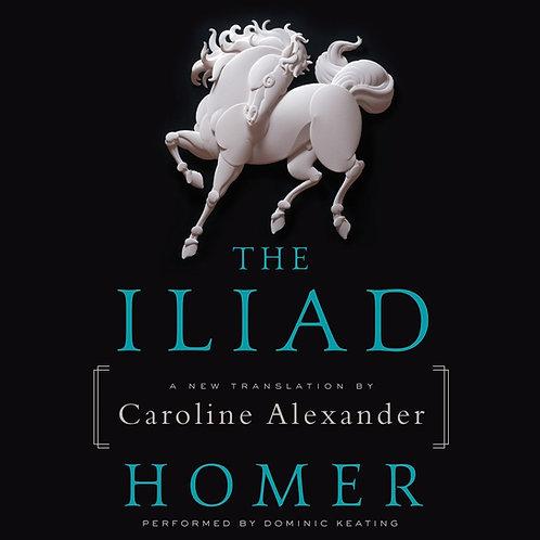 [Audio+Ebook] The Iliad