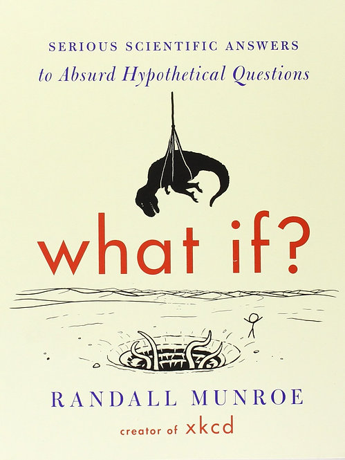 [Audio+Ebook] What If