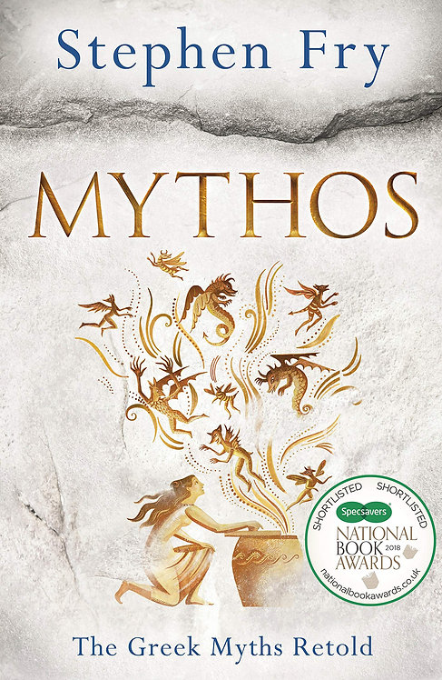 [Audio+Ebook] Mythos: A Retelling of the Myths of Ancient Greece