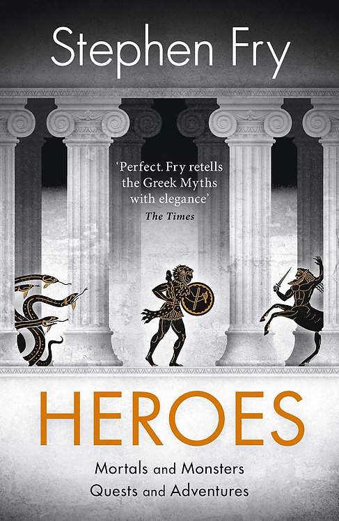 [Audio+Ebook] Heroes: Mortals and Monsters, Quests and Adventures
